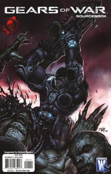 gears of war tattoos. Gears of War:Sourcebook