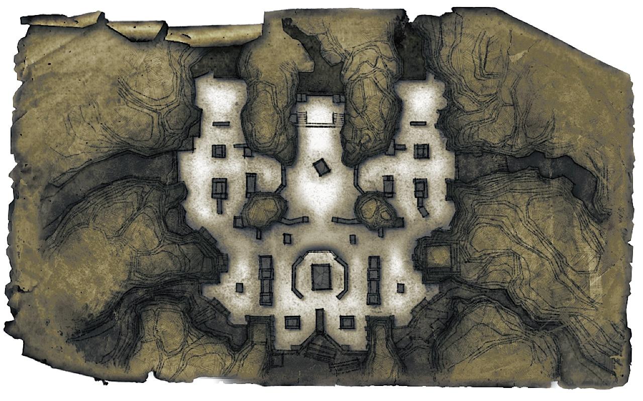 GOW 3 - Guias, mapas, estrategias, trukos y + Gears-of-War-3-trenches-map