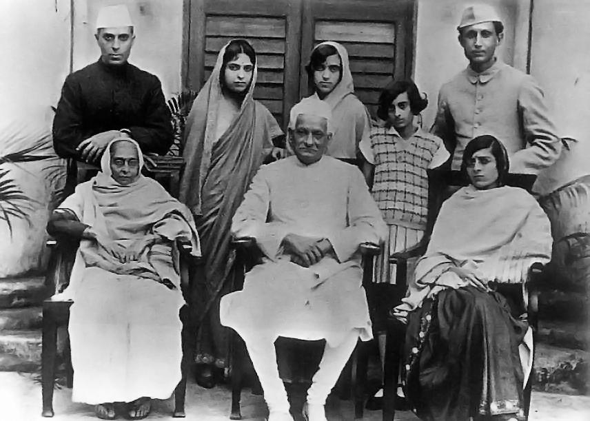 Jawaharlal Nehru (1889-1964) - Familypedia