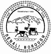 Denali Borough Alaska Geography | RM.