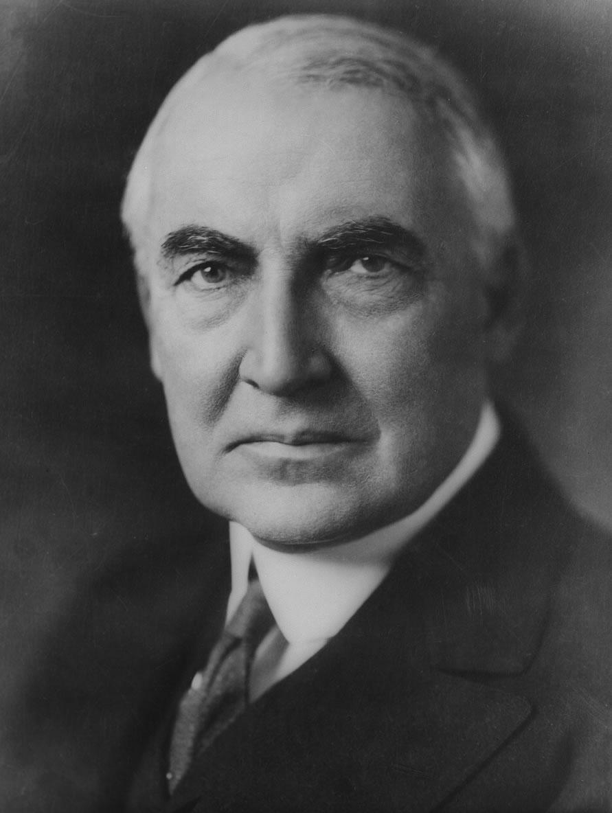 Warren Gamaliel Harding (1865-1923) - Familypedia