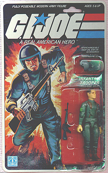 armor hero toy. A Real American Hero toys.