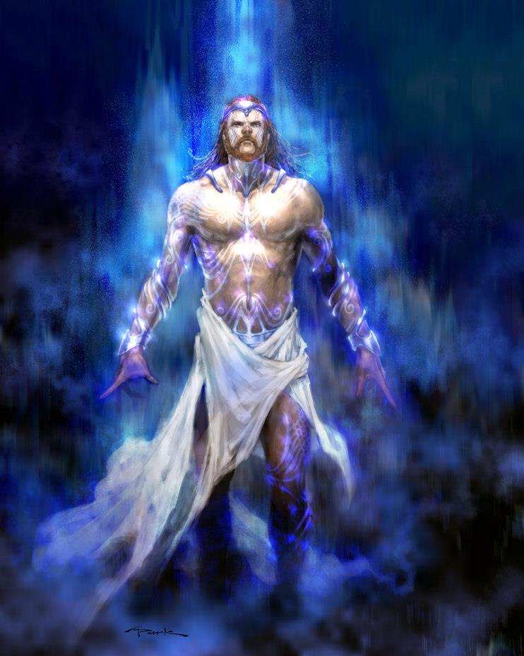 God of War Poseidon's Trident