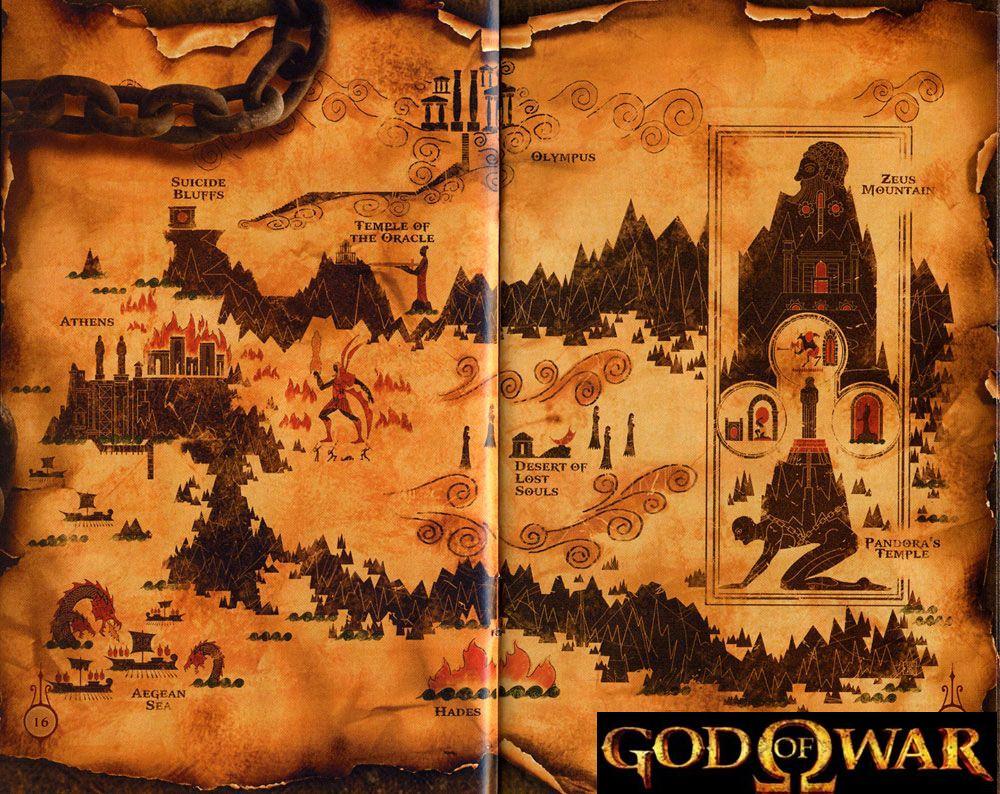 god of war ascension manual