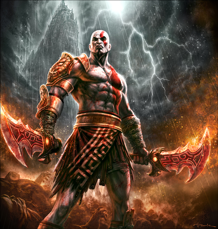 Post a picture that beats the above picture! - Page 8 Kratos_rendering_concept