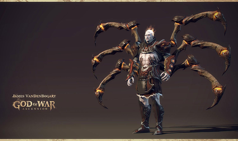 God Of War Ascension Ares