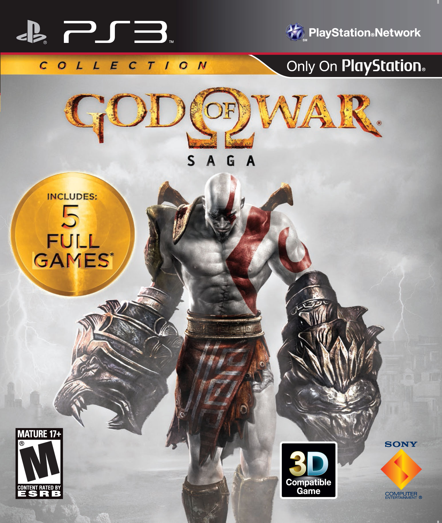 (Duda) God of War Saga