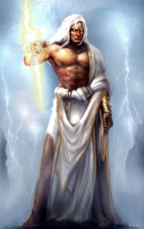 Zeus God Of War Game God of War / Character...
