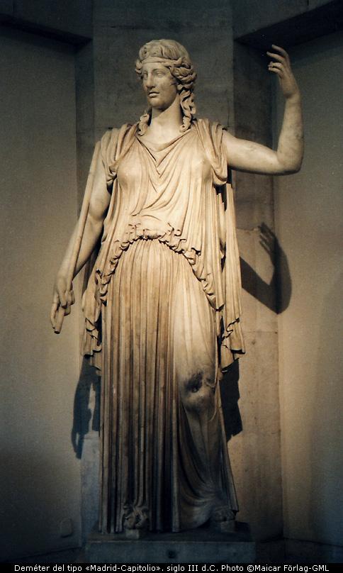 demeter greek goddess. Demeter - Mythology-Greek
