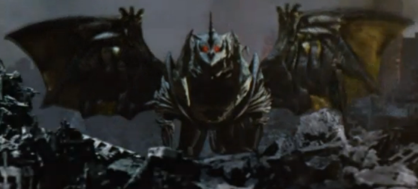 Size of this preview  640   215  290 pixels   Other resolution  320   215  145    Godzilla Final Wars Monster X Vs Godzilla