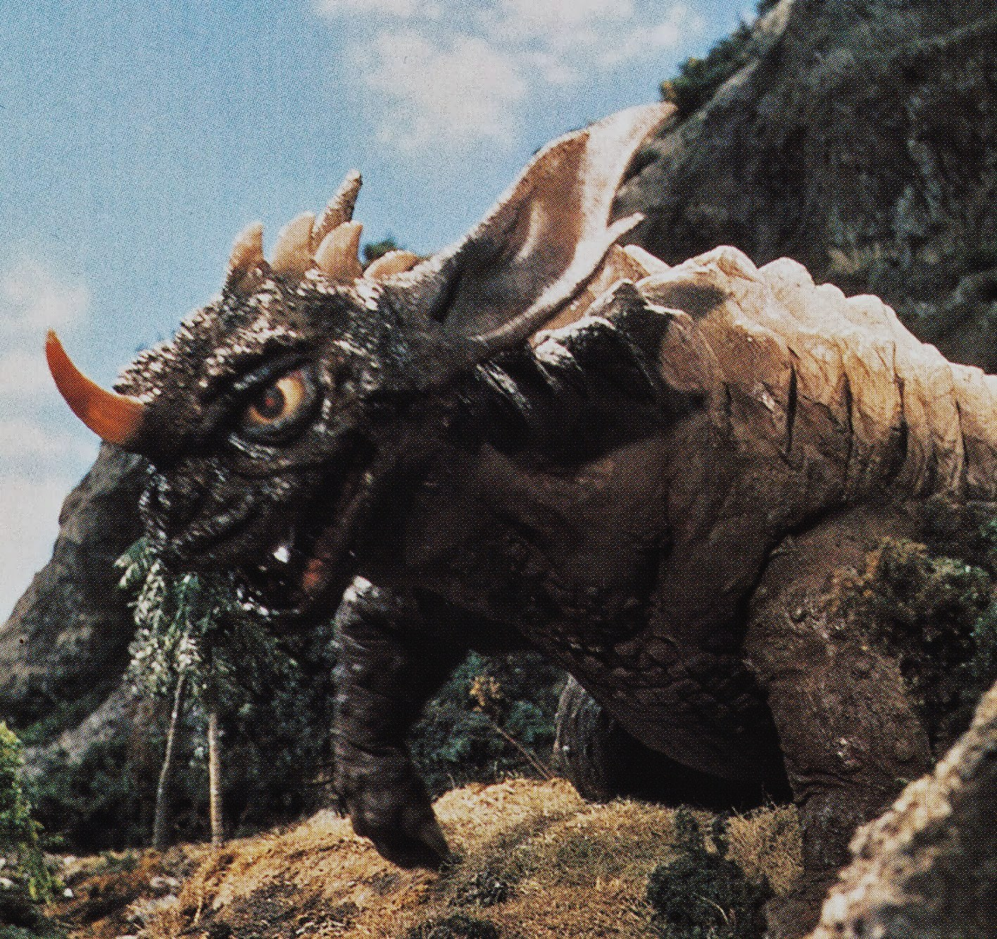 baragon godzilla unleashed - photo #38