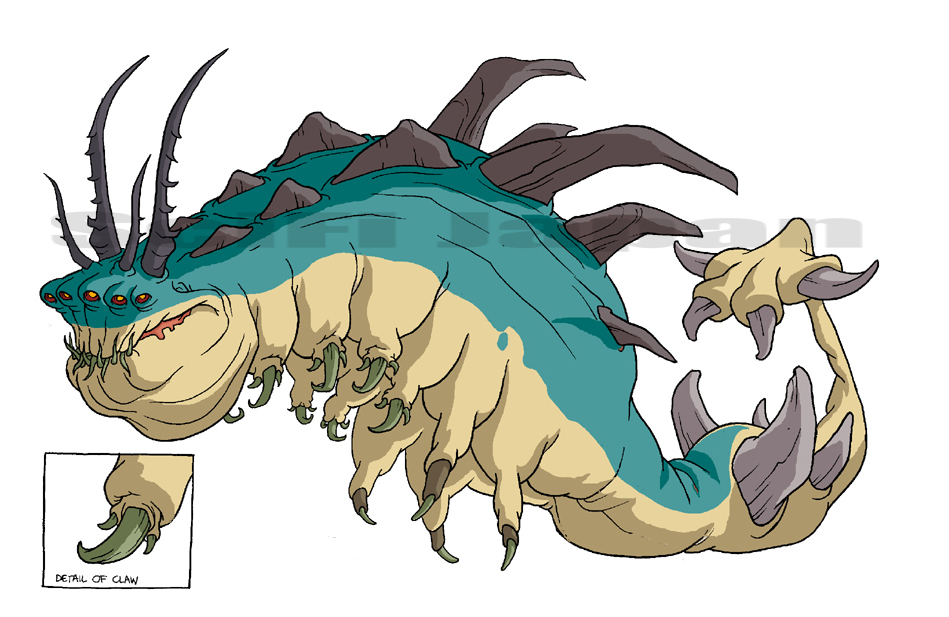 Gamera Flying Godzilla The Series Mo...