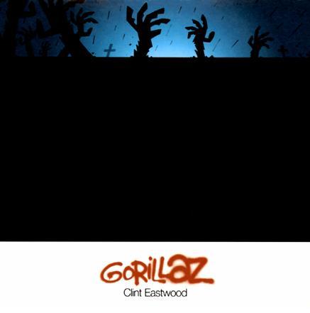 letra de la cancion clint eastwood gorillaz