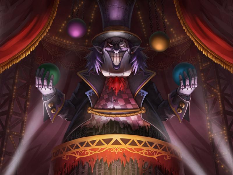 [ GCPH ] Updates for August 13  Nightmare_Circus_BG
