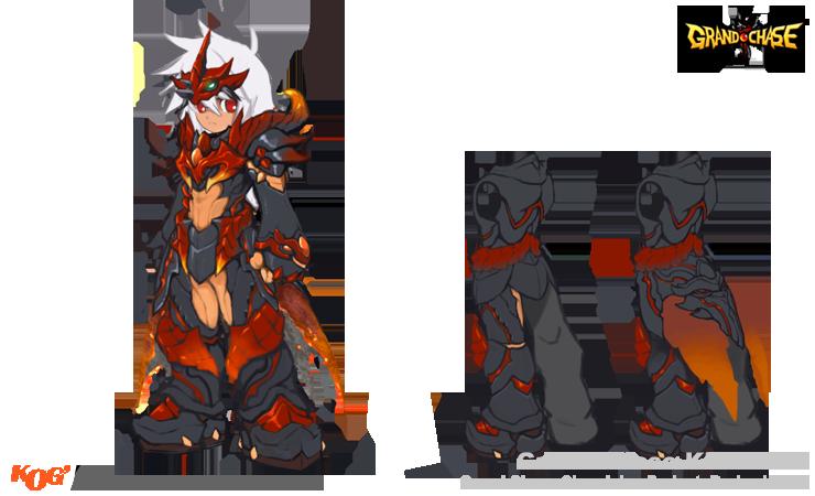 Drakar, The Dark Messiah Berkas'_Lair_Armor_Set