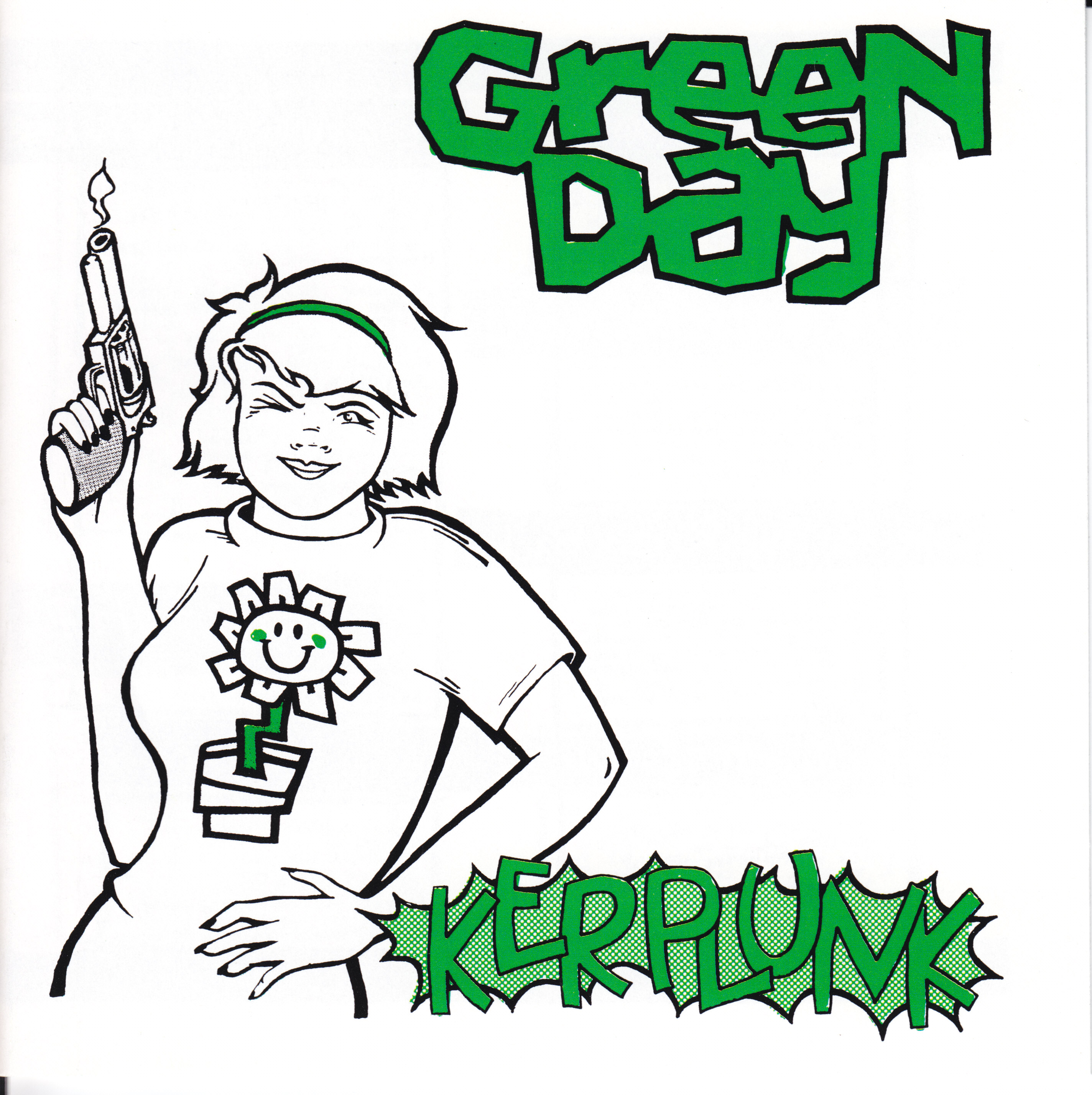 Green Day+Discografia