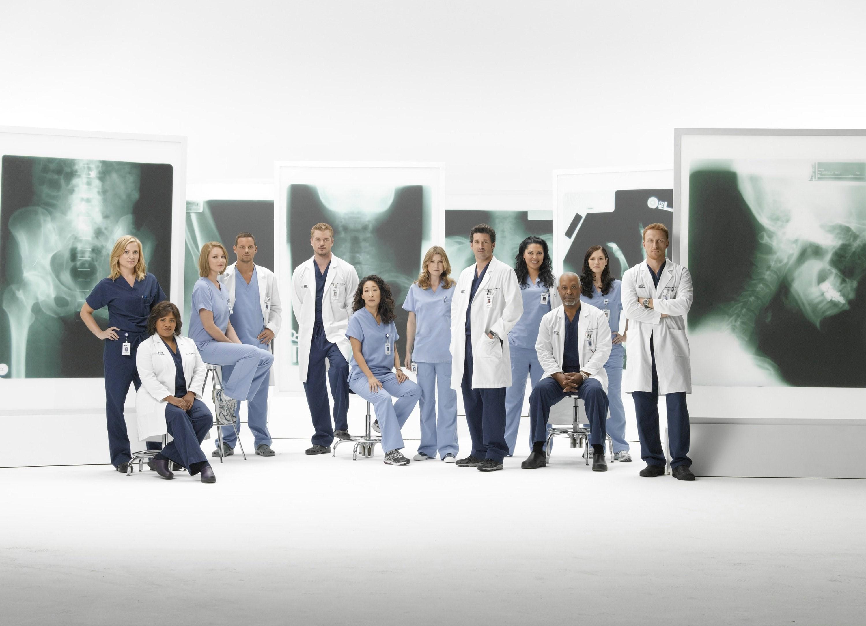 Grey's Anatomy Season 6 Anatomía