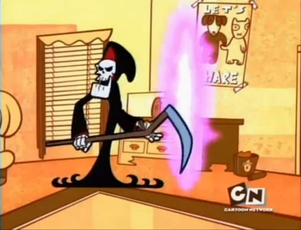 grim adventures of billy and mandy meet the
