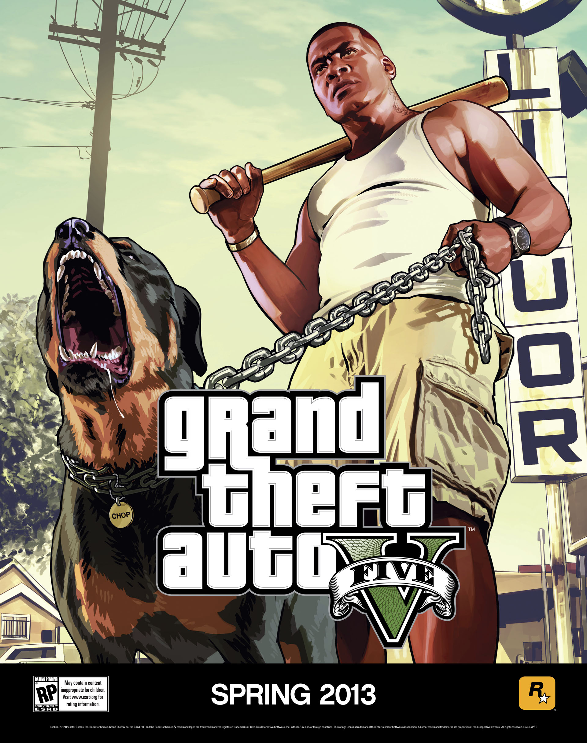 Image Franklin Gta V Affiche Jpg Grand Theft Wiki