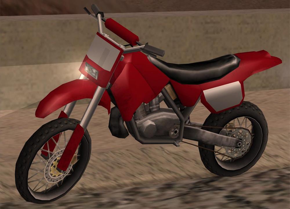 Quelles sont vos voitures préférées dans Grand Theft Auto ?  Sanchez_(SA)