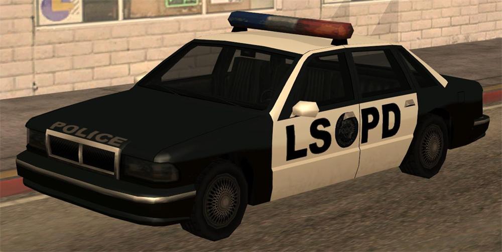 Image - Police-GTASA-LSPD-front.jpg - GTA Wiki, the Grand ... Gta San Andreas Police Cars