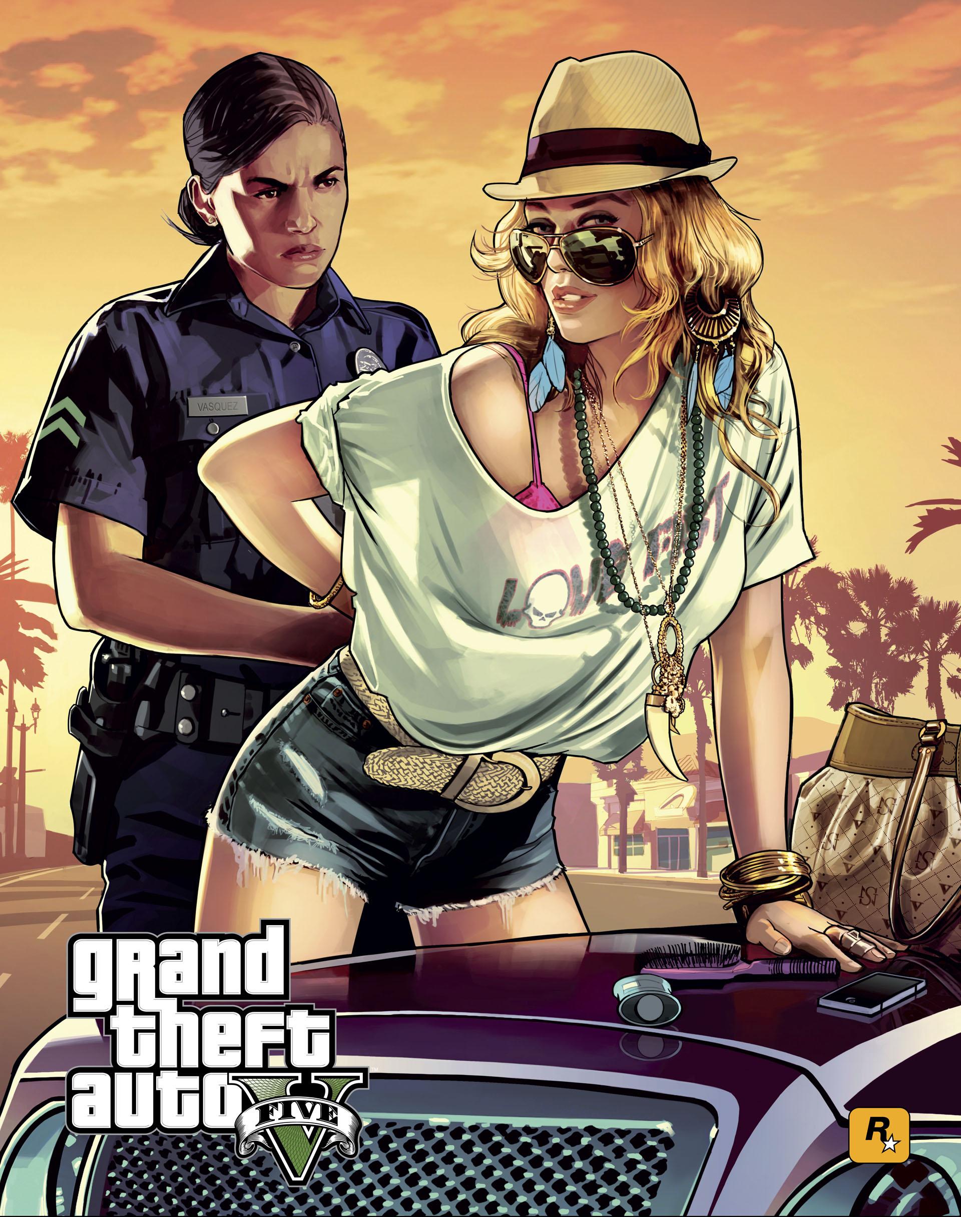 File gta v police lady