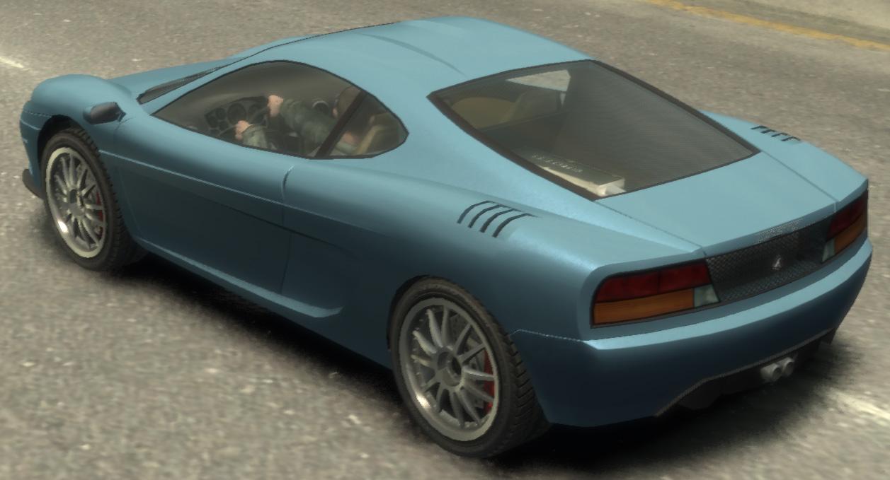Image - Turismo-GTA4-rear.jpg - GTA Wiki, the Grand Theft ...