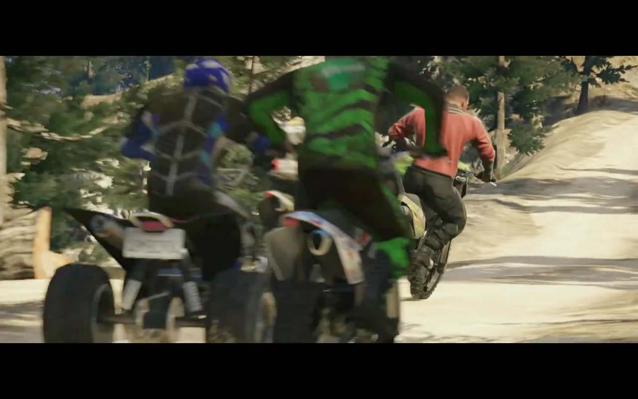 Image - Dirt and quad bike gta v.png - GTA Wiki, the Grand Theft Auto