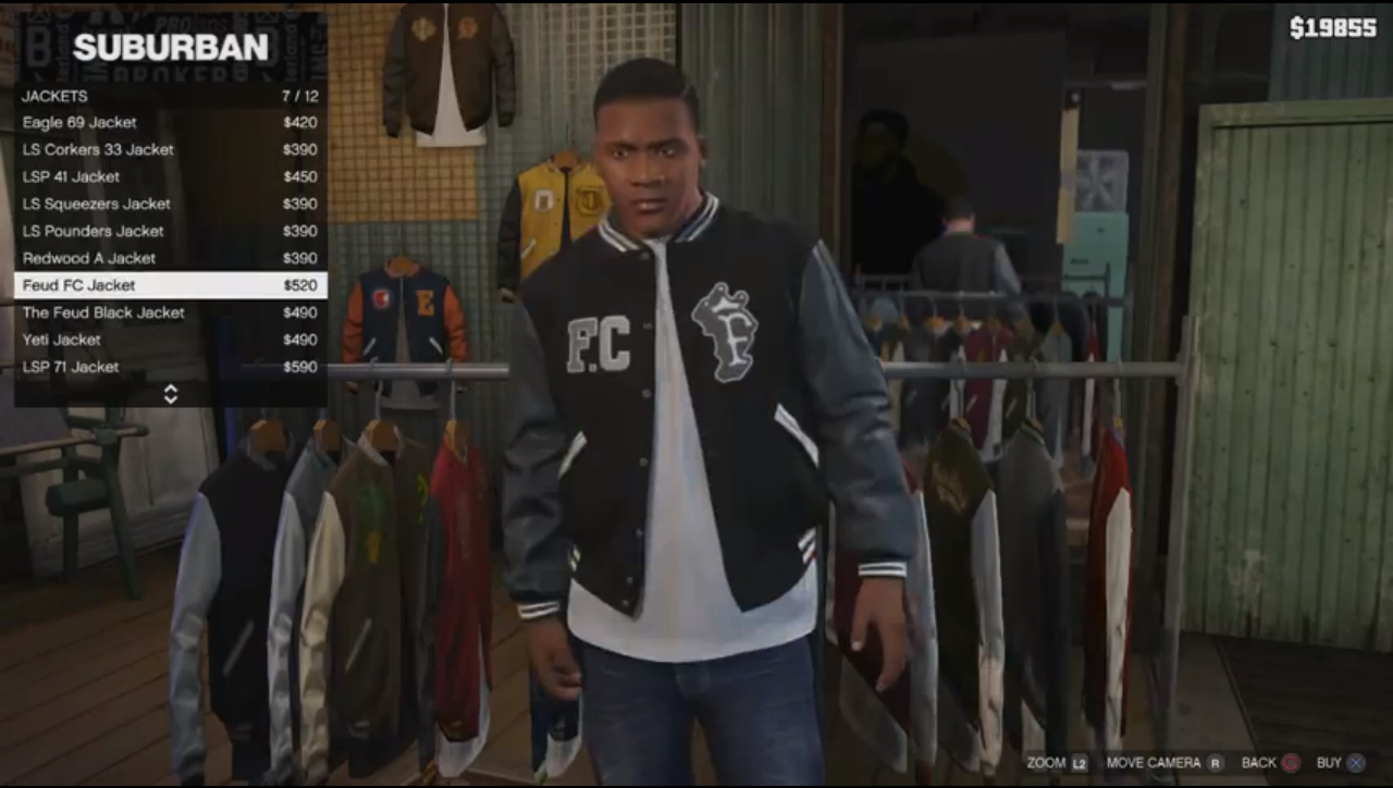 Gta V Clothing Database Gta V Gtaforums
