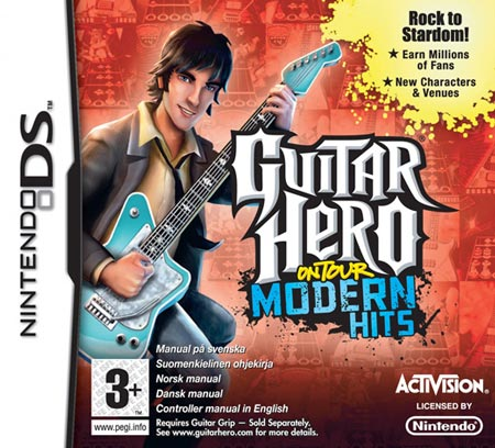 Guitar Hero : On Tour Modern Hits DS
