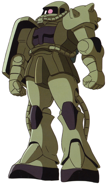 MOST BADASS MECH OR MECHA YOU EVER SEEN - Page 2 Ms-06f