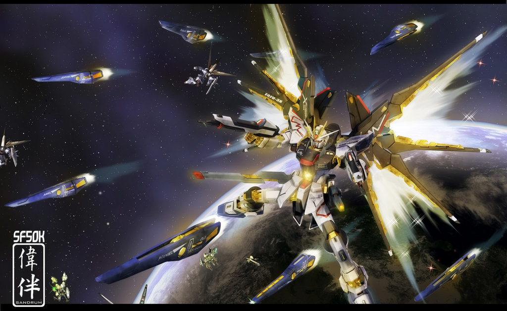 Wallpaper Gundam Seed. is theleoshop Gundam