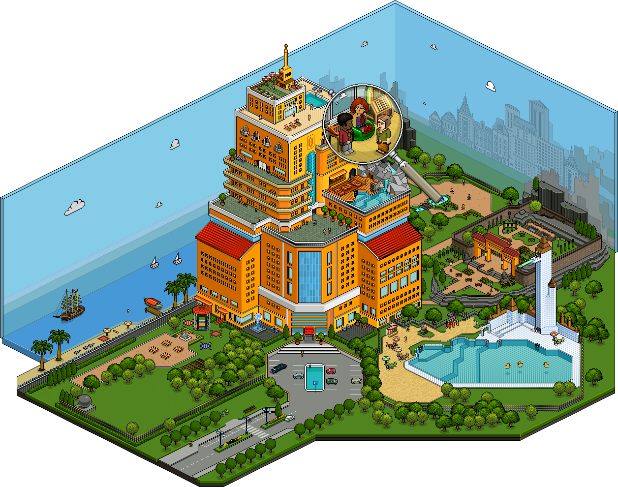 Habbo's woes continue with threat of regulation and loss of retailer support