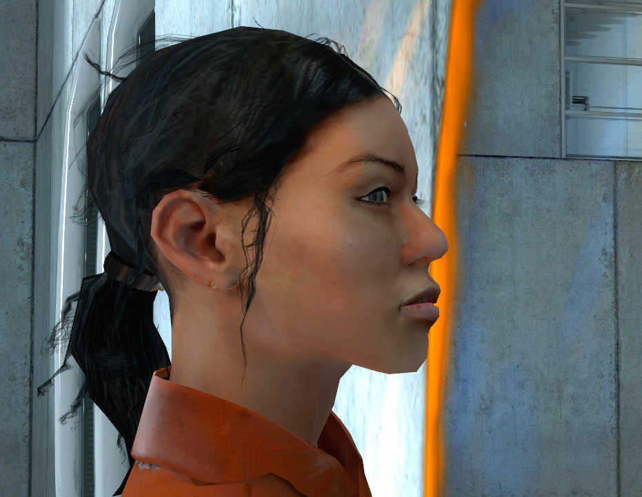 portal 2 chell cosplay. youi would love --------------------------- mod name portal Recent popularvalve has recently played portal Portal+2+chell It spoilerapr , events of her