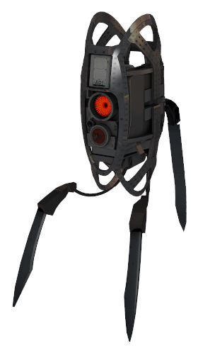 Your Favourite Core Or Robot From Portal 2