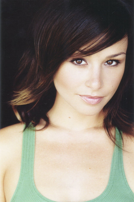 Danielle Harris website