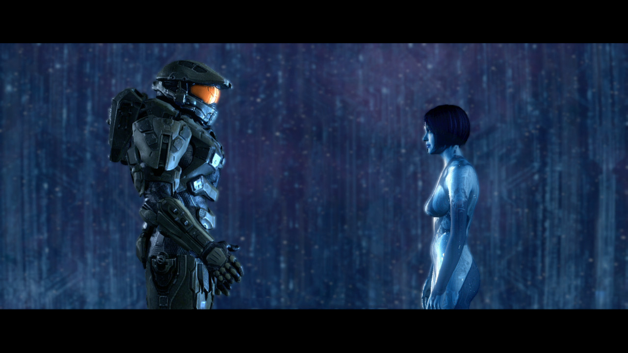 Cortana sex easter egg naked picture