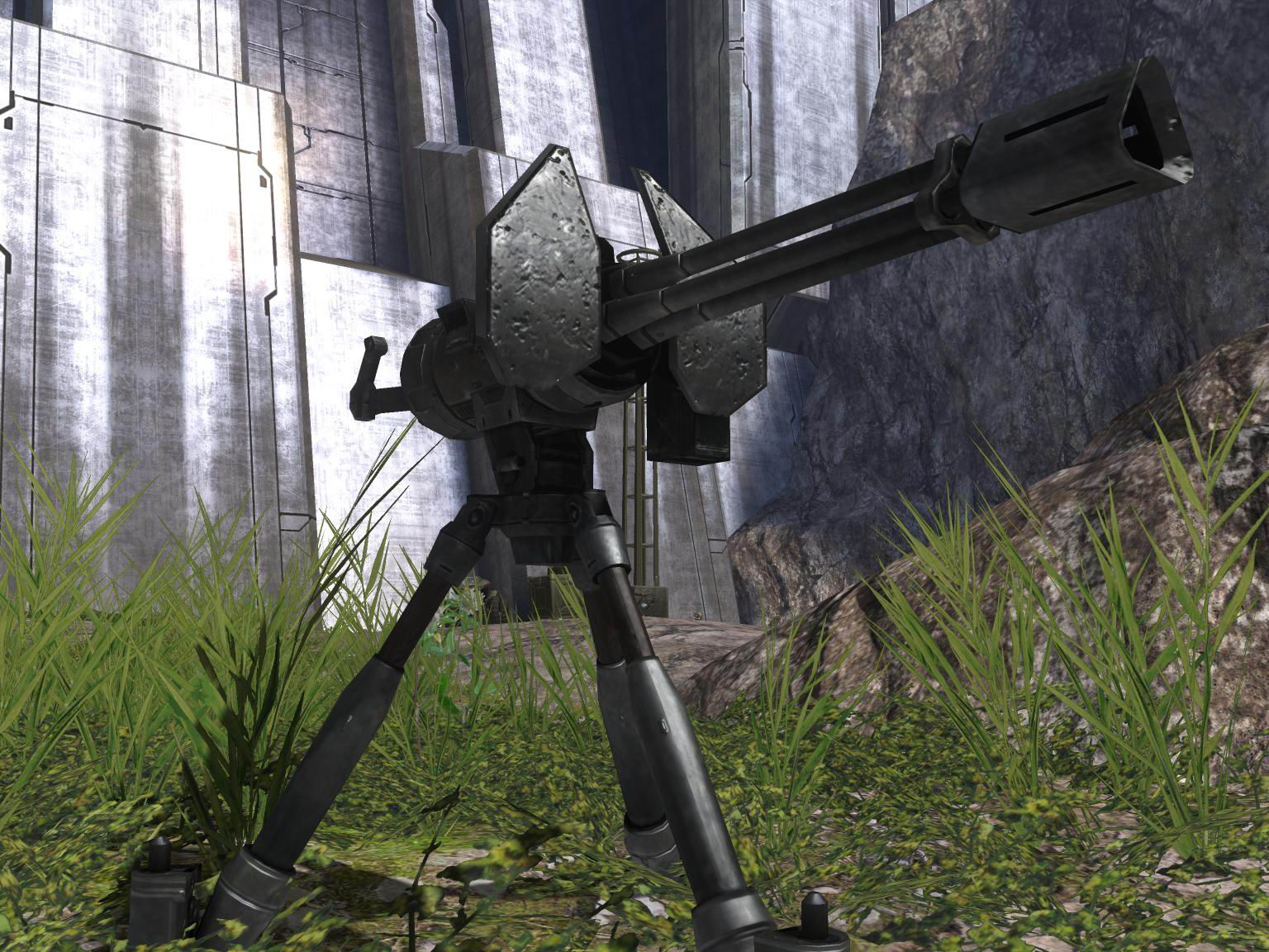 [Megapost] Armas y Vehiculos de Halo! Parte 1
