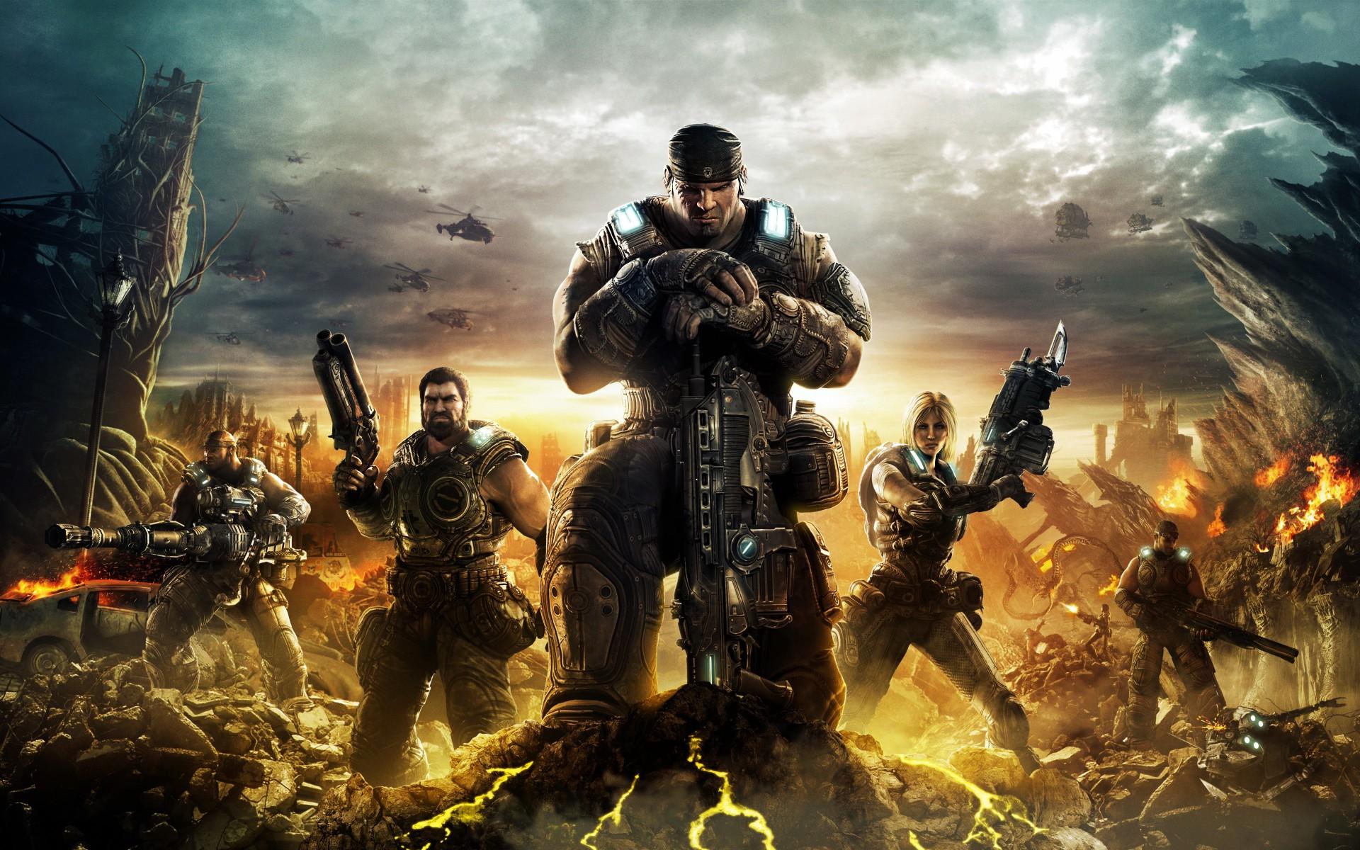 Archivo Gears Of War 3