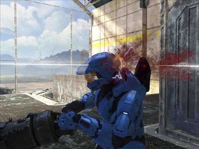 Sniper faceshots should smash your visor | Legacy Halo | Forums | Halo -  Official Site