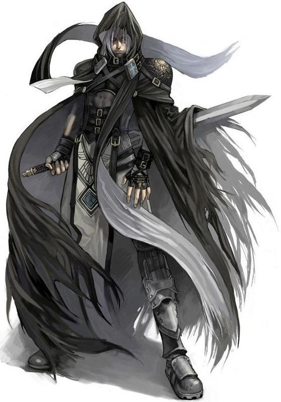 Armitael Gaiden: LM Edition Shadow_Warrior