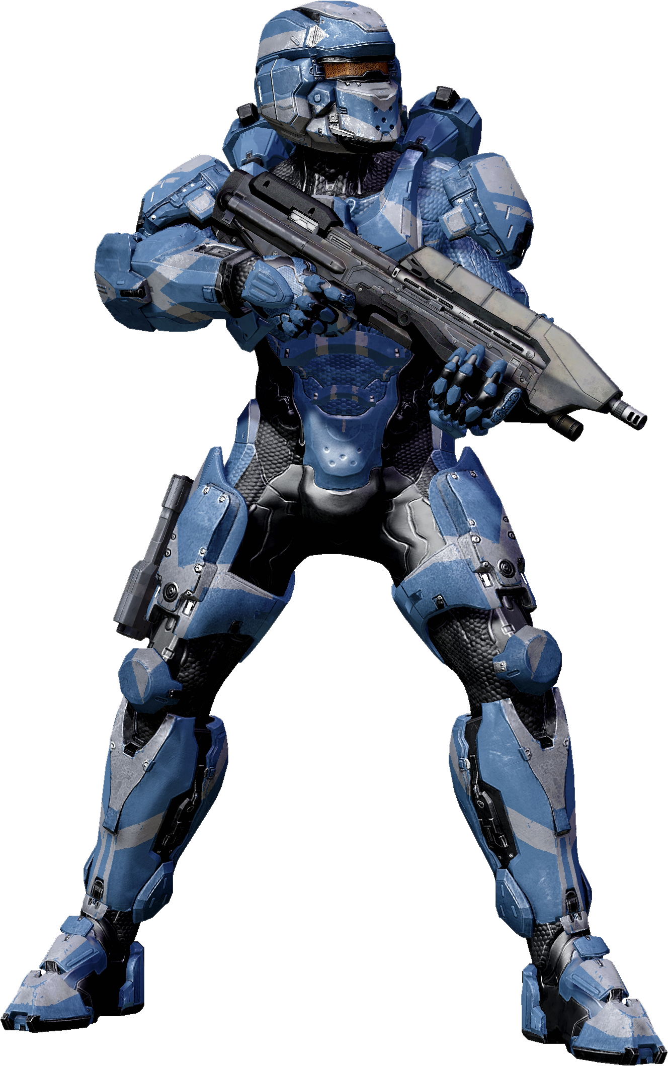 Image - Halo4 MP-Spartan-Warrior-06.png - Halo Nation ...