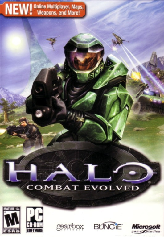 Halo Combat Evolved box art (PC) Teen Driver.jpg In 2007, Congress passed a joint resolution to establish the ...