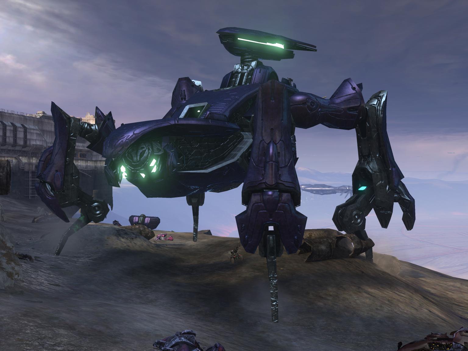 Scarab jpg - Halo Nation     The Halo encyclopedia - Halo 1  Halo 2    Halo 2 Scarab