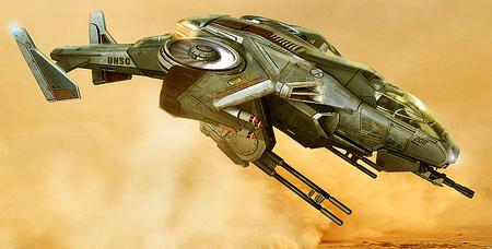 Aéronefs krypto-arkiliens 450px-UNSC_Sparrowhawk