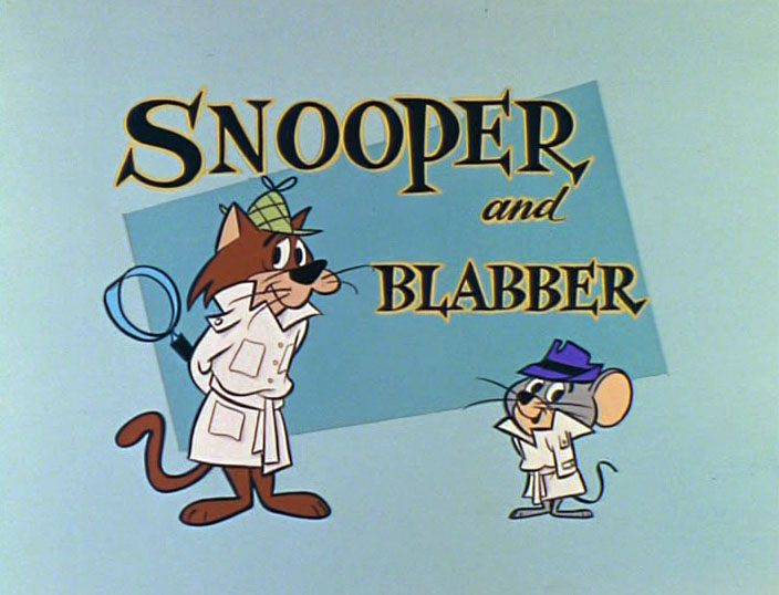 Snooper and Blabber Wallpaper