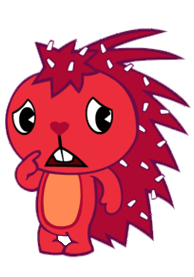 Happy Tree  Friends Flaky