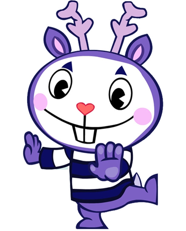 Happy Tree  Friends Mime