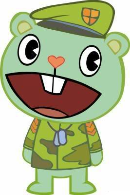 Happy Tree  Friends Flippy-1-
