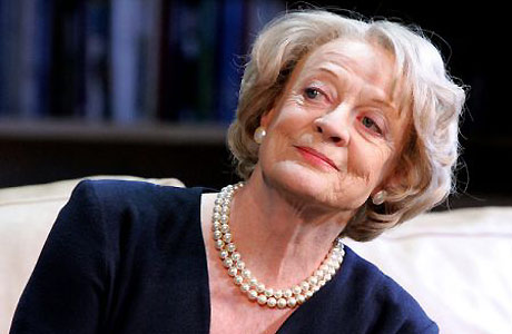 maggie smith cancer  2009